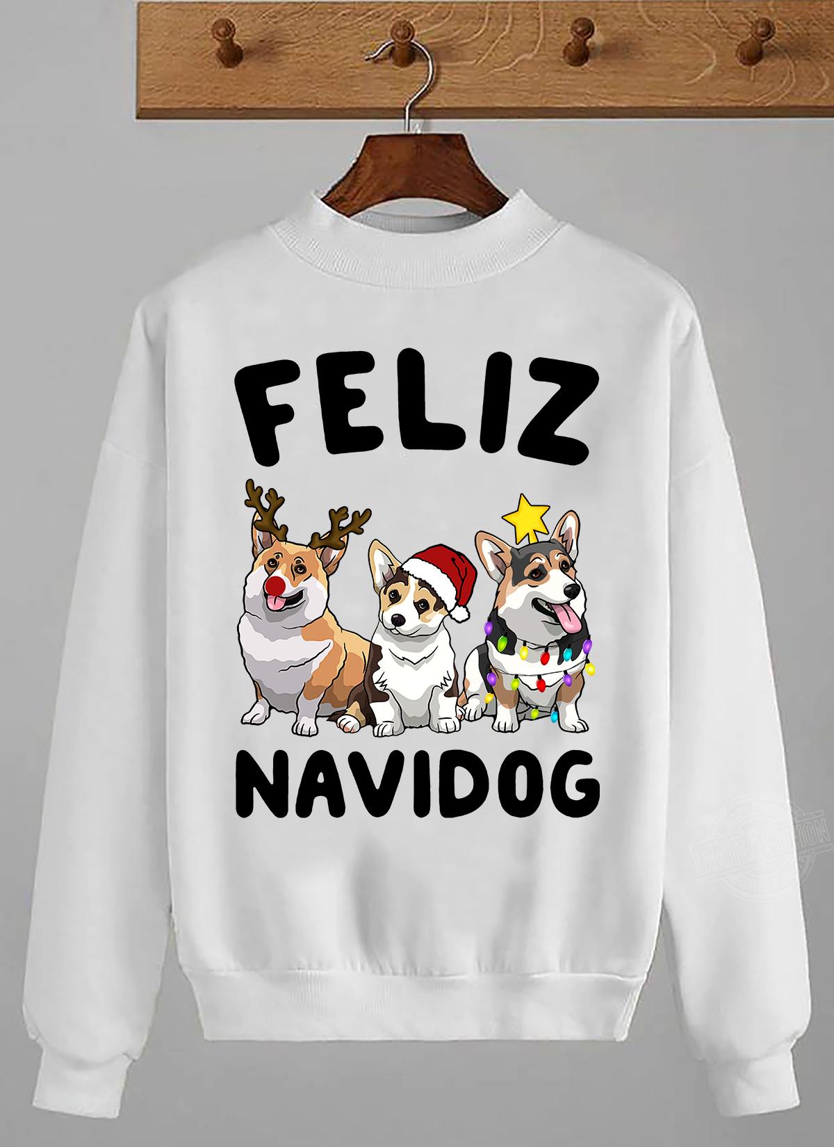 Feliz navidog christmas Shirt